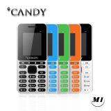 1,77 pouce Métal Moyen Cadre pratique téléphone GSM Téléphone