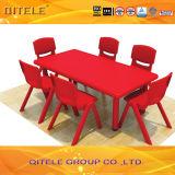 Kid's mesa y silla de plástico (IFP-008)