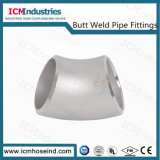 Butt Weld Stainless Steel 45 deg Elbow Fittings Pipe
