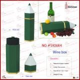 디자인 연필 모양 다른 유형 선물 포장 상자