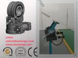 Durchlauf-Laufwerk mit Getriebe