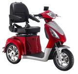 Aangepaste Groene Energ Goedkope Elektrische Driewieler, de Autoped van de Mobiliteit