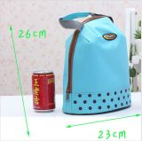 Sacos de gelo portáteis Oxford Hand Carry Thickened Cooler Bags Almoço Bag Food Thermal Organizer Bag Outdoor Box