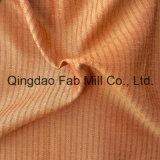 털실에 의하여 염색되는 대마 실크 면 직물 (QF13-0168)