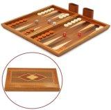 Gioco di legno antico della tavola reale insieme della tavola reale da 17 pollici fatto in Cina