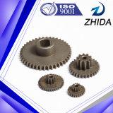 Powder Metalurgia Sinterizada Gear Auto Oil Pump Spur Gear
