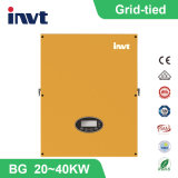 Inverseur solaire Réseau-Attaché triphasé d'Invt BG 20kwatt-40kwatt