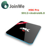 H96 PRO Amlogic S912 Octa Core Android 6.0 Streaming TV Box