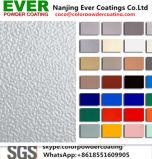 Die Ral Farbe Ral7047, die grau ist, machen das halb glatte Polyester glatt, das Using die Puder-Beschichtung-Schmerz außen ist