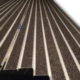 Sospecha de aluminio exterior e interior de la escalera