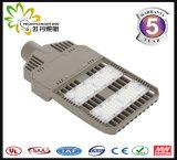 100W IP66 8yearsの保証のセリウムのRoHS TUV UL LEDの街灯、LEDの街灯、LEDの道ランプ、屋外の照明製造