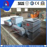 Separatore magnetico asciutto della polvere di Cxj per il minerale ferroso/l'estrazione mineraria/la molatura/l'industria refrattaria di /Food
