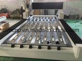 4개의 축선 대리석 조각 기계장치