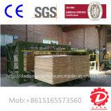 Folheado de madeira que compõe o núcleo da máquina a máquina de vendas do fabricante de máquinas de contraplacado
