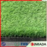 طبيعيّة أخضر اصطناعيّة مرج كرة قدم معياريّة عشب اصطناعيّة