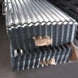 810mm Breite galvanisiertes gewölbtes Dach-Blatt