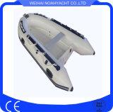 Boot van de Boot van Noahyacht Semi-Rigid Opblaasbare met de Buis van de Stof Hypalon (goedgekeurd Ce)