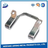 Soem-Präzisions-Metallverbiegen/Teil mit Galvanisierung-/Zink-Überzug stempelnd
