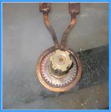 Pignon de l'arbre en acier prix d'usine trempe (chauffage par induction JLCG-30)