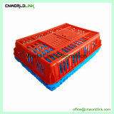 Transport en plastique de qualité alimentaire de poulet et de la cage de transport de volailles de canard