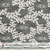 Textilkleid-Gewebe-Polyester-Spitze-Gewebe (M0477-G)