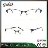 Metaal In het groot Optische Eyewear van het Schouwspel van het Frame van de goede Kwaliteit het Optische