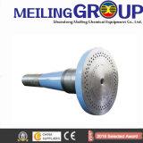 Большой вал ротора установлены стойки стабилизатора поперечной устойчивости