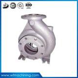 Pièces de pompe à eau de turbine de moulage de sable de bâti de fonte grise d'OEM