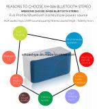 Mini-Alto-falante portátil com Bluetooth, TF Card e a função USB