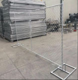 6FT*10FT galvanisierten temporäre Kettenlink-Zaun USA-Art