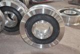 400mmの鋼鉄合金の車輪は出荷のボギーに取付けた