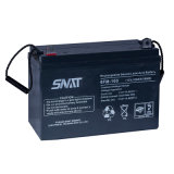 batería de plomo sellada 150ah para la fuente de alimentación
