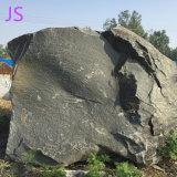 La máxima calidad de bloque de la cantera de piedra de granito negro Shanxi