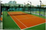 플라스틱 PVC 마루 장 -8.0mm 간격이 옥외 테니스 코트에 의하여 중국제