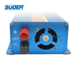 CC 12V degli invertitori 500W di energia solare all'invertitore dell'automobile di CA 220V (FAA-500A)