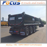 Fabricante de China do reboque deDespejo 30~35m3 do Tipper Semi