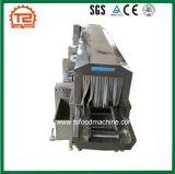 De goedkope Schoonmakende Wasmachine van het Krat van de Kip van de Prijs Automatische