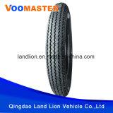 Novo padrão da bitola do pneu triciclo de três rodas 2.75-18, 3.00-18, 4.00-18