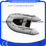 1-2 bateau gonflable de mini canot en caoutchouc approuvé de PVC de la CE de personnes