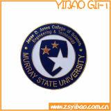 Mayorista personalizado/Metal/botón/polo/estaño/Policía/militar/emblema/nombre/LOGO MEDALLA/esmalte (YB-P-014)