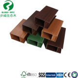 WPC grünere hölzerne Decken-Zeile WPC Formteil