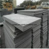 Matériaux de construction Tuile de granit de pierre naturelle pour plancher et mur