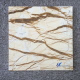 Laje de mármore bege dourada natural personalizada