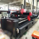 Вырезывание лазера квадрата пробки инструментов волокна CNC оптически (TQL-LCY620-3015)