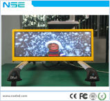 P5 LED Digital Display Full Color 3G/4G GPS Taxi Top