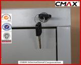 Cabinet en acier Cmax-Fd03-001 de bureau de stockage de classeur vertical en métal de meuble d'archivage du Cabinet 3-Drawers