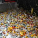 Trituradora de desechos verdes médico/máquina trituradora de residuos