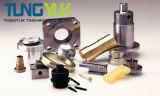 Kundenspezifische CNC-drehenmaschinell bearbeitenteile verwendet auf Automatisierungs-Geräten