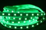 SMD5050 5カラー1つのLEDのストリップ120LEDs 180lm/W Rgbww LED LEDのネオン屈曲のストリップLEDの堅い滑走路端燈の5つのチップ