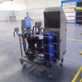 Система теплообменного аппарата плиты изготовления толковейшая для спасения неныжной жары